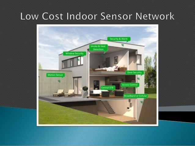 Low Cost Indoor Sensor Network based on Arduino