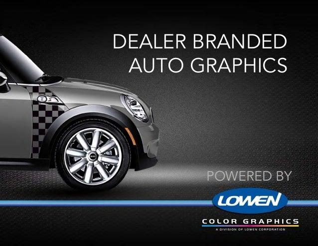 Dealer Graphics Presentation