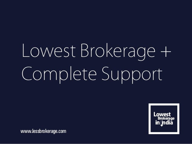 Best brokerage firm for option trading