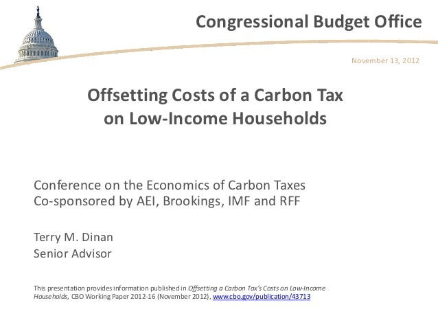 Congressional Budget Office                                                                                               ...