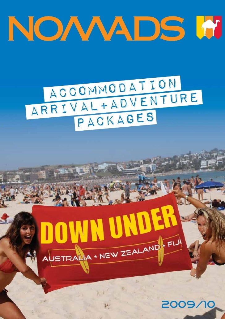 Accommodation     val+Adventure Arri      Packages                  2009/10