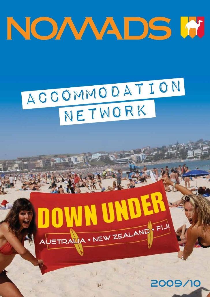 Accommod ation     Network                2009/10