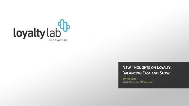 TIBCO Loyalty Lab paris event