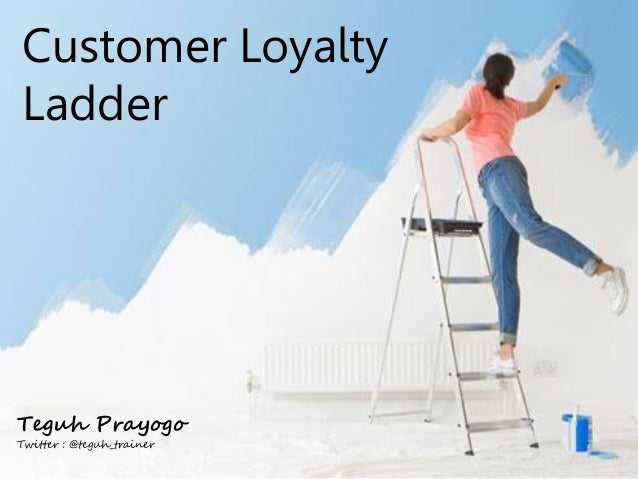 Customer ladder