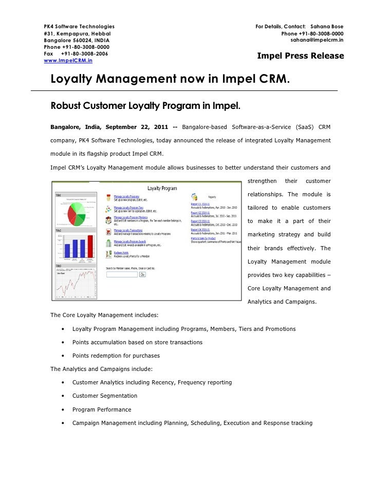 Loyalty Management now in Impel