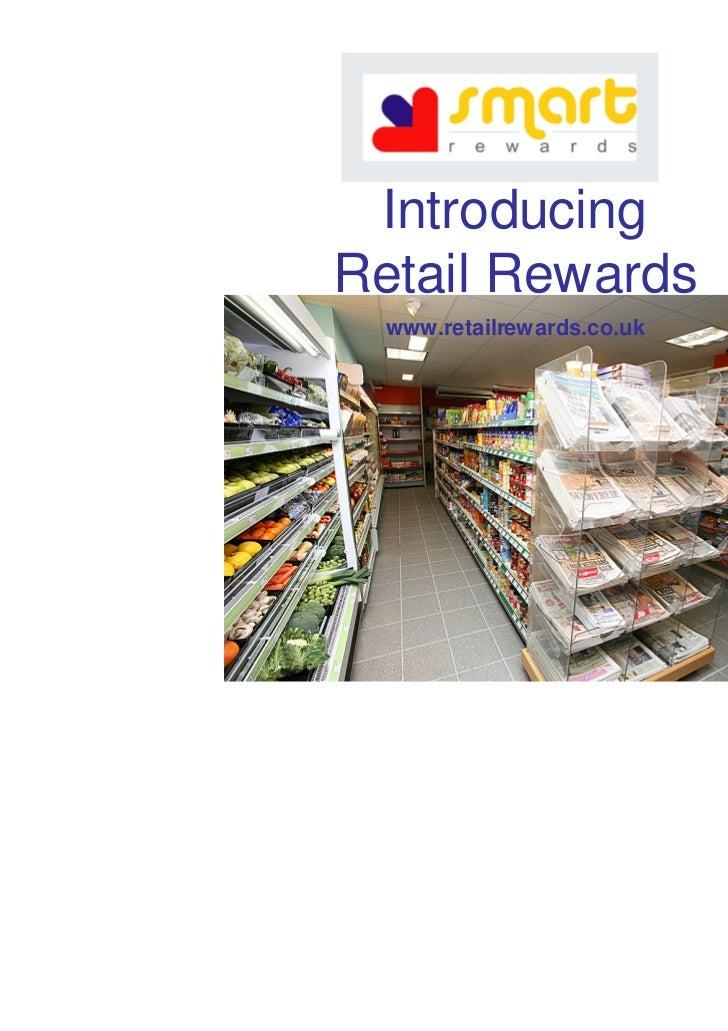 Loyalty system retail rewards  2010