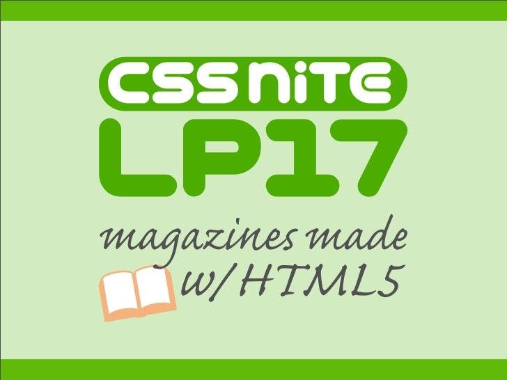 電子雑誌のためのWeb Adaptive Layout