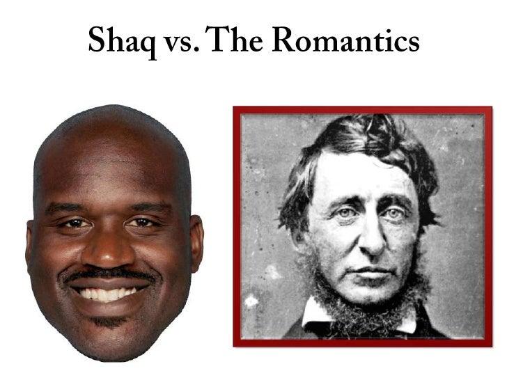 Shaq vs. The Romantics<br />