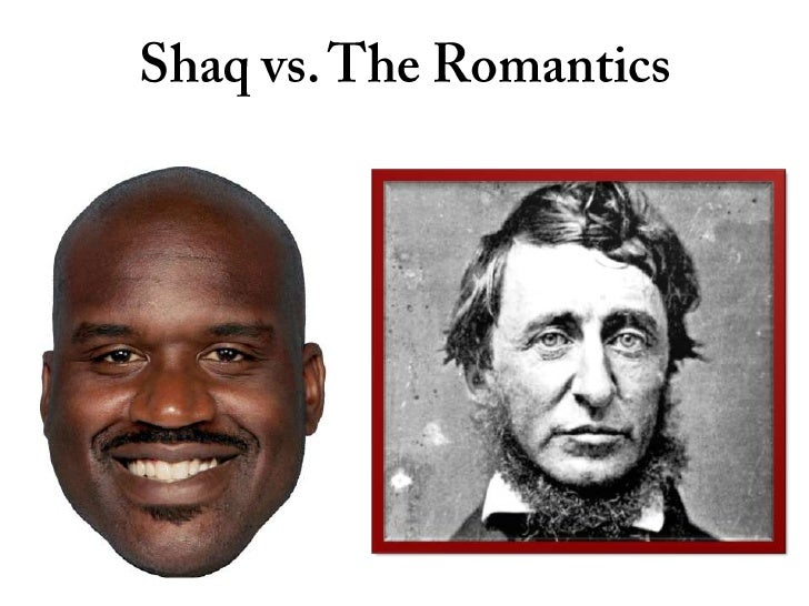Shaq vs. The Romantics: An Introduction to (Anti) Transcendentalism and The Scarlet Letter