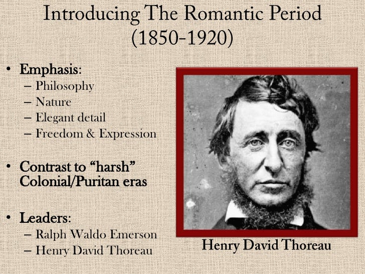 contrast henry david thoreau and ralph waldo emerson Transcendentalist principles from emerson  ralph waldo emerson (1803-1882), henry david even henry david thoreau in his civil disobedience found.