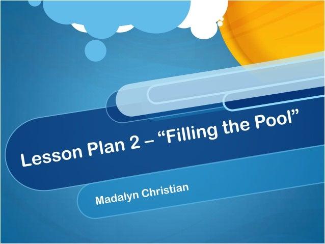 Lesson Plan 2 Final Presentation
