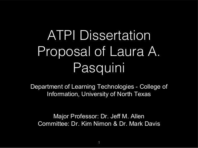 oral defense of dissertation