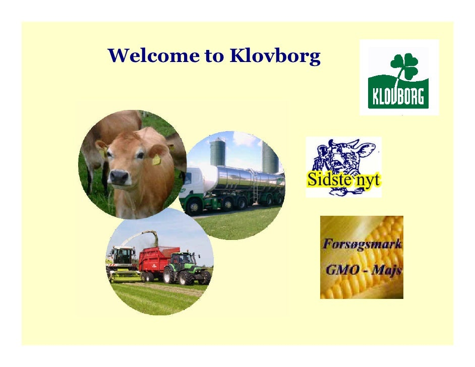 Welcome to Klovborg