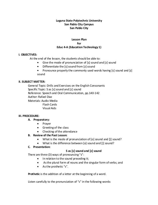 semi detailed lesson plan in grades 1 3 filipino On this page you can read or download semi detailed lesson plan in filipino grade 1 in pdf format.