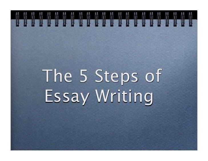 prewriting phase of essay writing steps