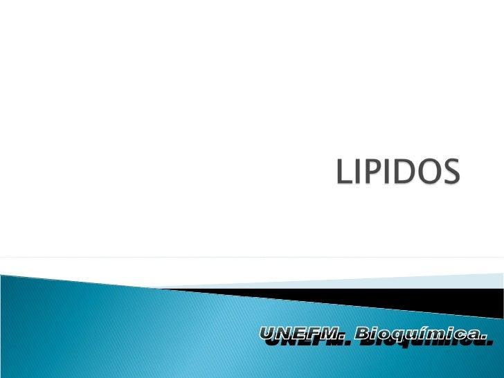 LíPidos (Revisado 2010)