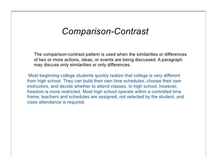 comparative essay about two types of housing Comparative study of housing loan  to study consumer preference for the above two mentioned housing  the tools for data collection used were following types.