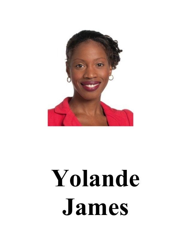 Yolande James