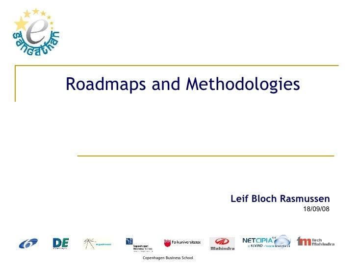 L.Rasmussen Methodologies Brussels Presentation