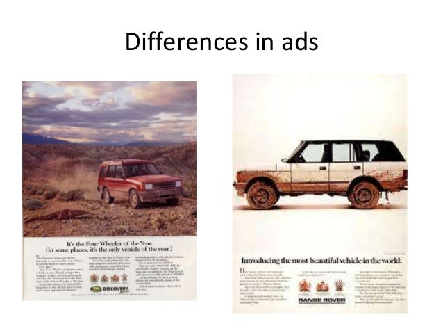 land rover case marketing mix Published: mon, 02 oct 2017 how marketing mix lead to the success of land rover jun lu introduction the traditional marketing mix has received wide approval in past 60 years.