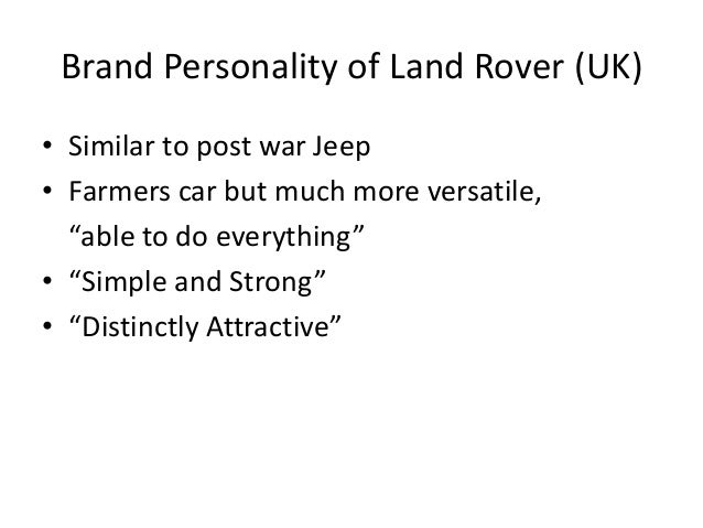 hbr land rover case Case no iv/m416 - bmw / rover only the english text is available and authentic regulation (eec) rover 800) and the large car segment (kkl: bmw 3 series, rover 600) rover further produces small front wheel drive cars as well as multi-purpose vehicles furthermore synergies in the land.