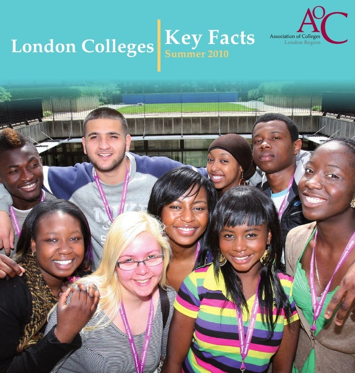 AoC London Region Key Facts 2010