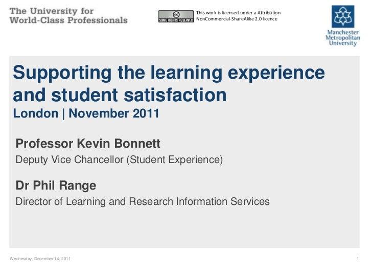 LRT Talks Neil Stewart Associates Student Experience