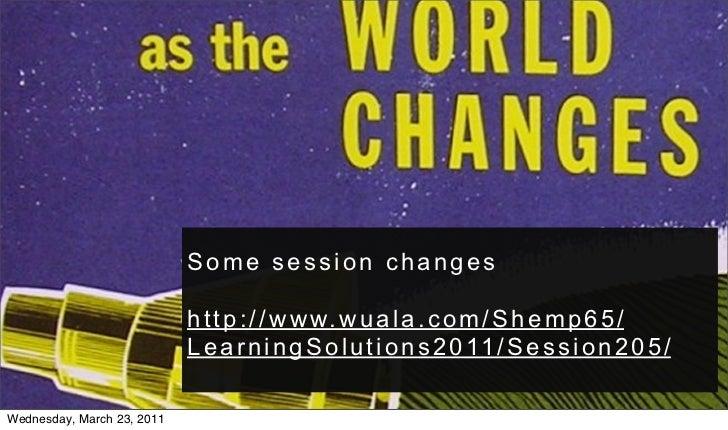 Some session changes                            h t t p : / / w w w. w u a l a . c o m / S h e m p 6 5 /                  ...