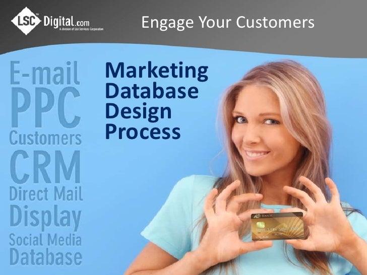 LSC Digital: Database Design Process
