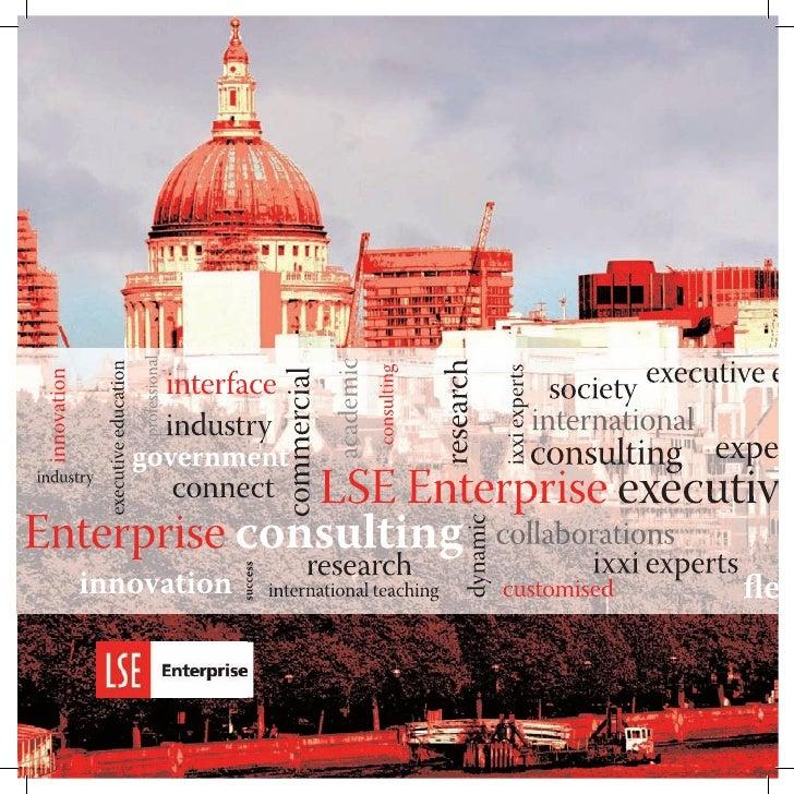 LSE Enterprise Annual Report
