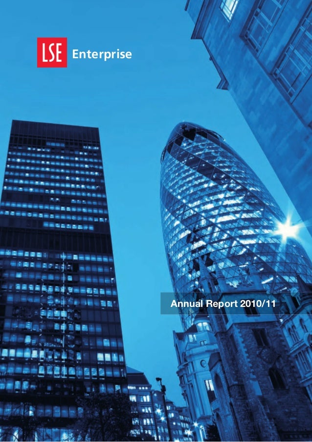 33 Enterprise Enterprise Annual report 2010/11
