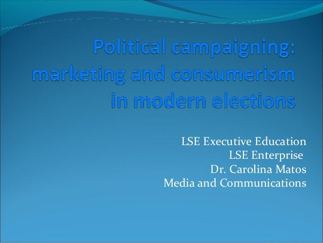 Lse Executive Political Campaigning