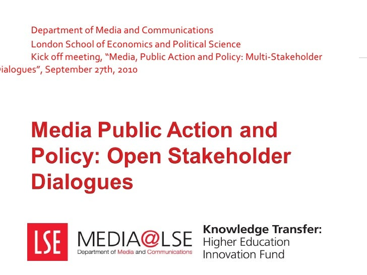 LSE media policy project_Launch sept27