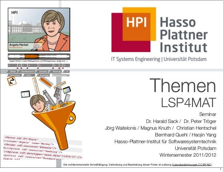 Themen                                                                                 LSP4MAT                            ...