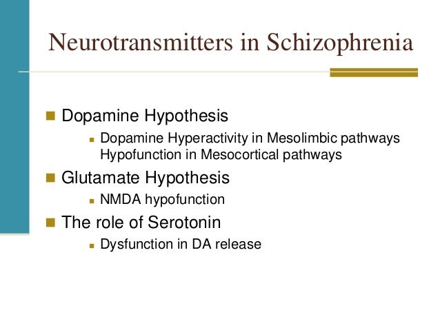 dopamine hypthesis Biological psychiatry presents a special issue, the dopamine hypothesis of schizophrenia, dedicated to recent advances in understanding the role of dopamine signaling in schizophrenia.