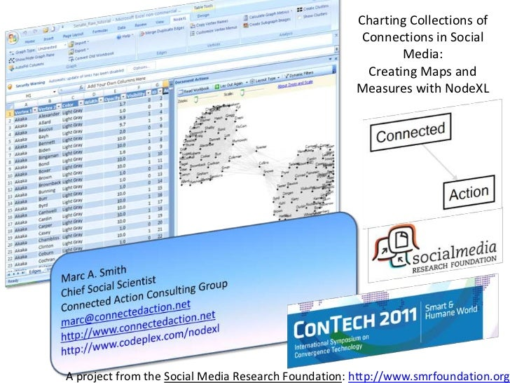LSS'11: Charting Collections Of Connections In Social Media