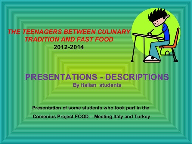 L) students description   meeting  italy and turkey