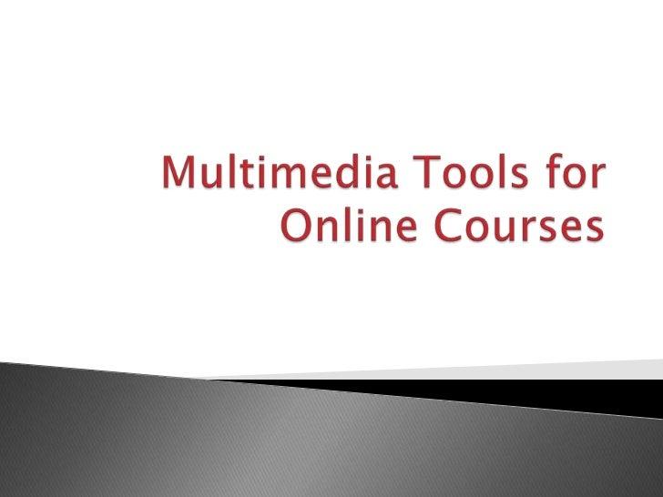 Ltad3240 multimediatoolspresentation