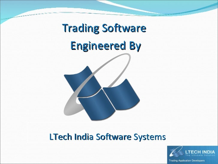 L Tech India   Trading Apps