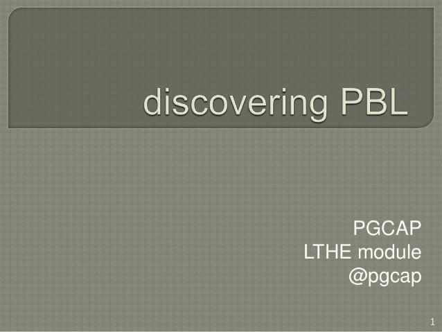 PGCAPLTHE module    @pgcap              1