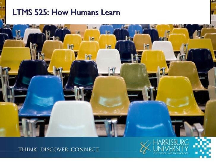 LTMS 525: How Humans Learn