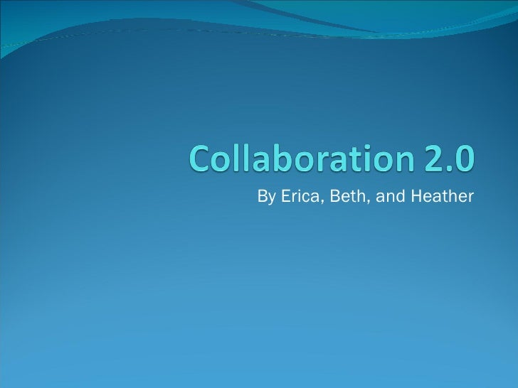 Collaborative Teaching Powerpoint ~ Collaboration powerpoint slides