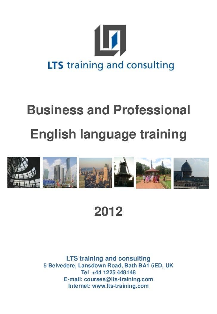 Lts brochure 2012
