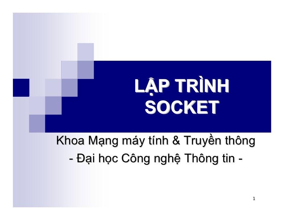Lt socket