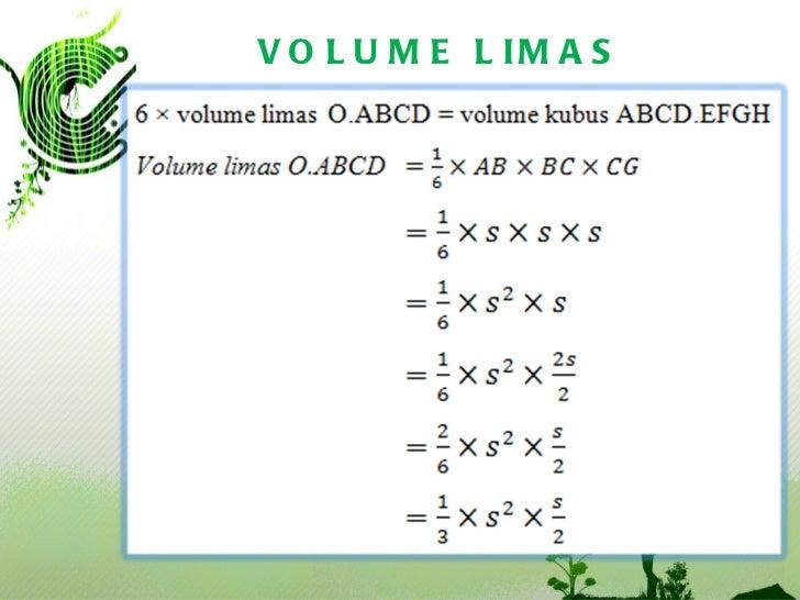 Luas dan-volume-limas