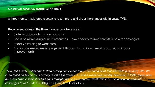 a study on inventory management at tvs lucas padi Lucas tvs - chennai, mahle filter systems, anand automotive systems   operations and supply chain management, global procurement, project and  program.
