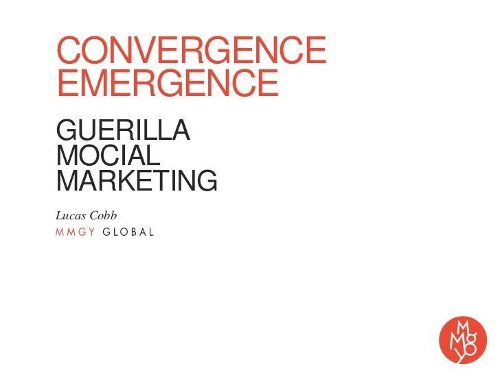 Mobile and Social Convergence (MicroNetwork Content Strategy)