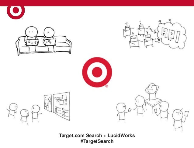 Target.com Search + LucidWorks #TargetSearch
