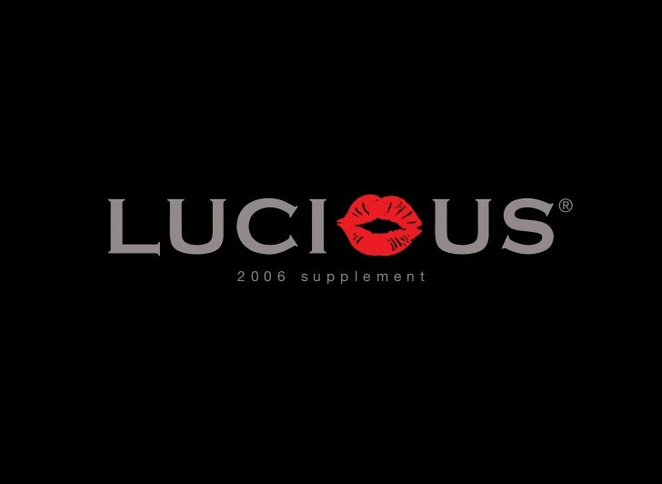 Lucious 2006 Supplement