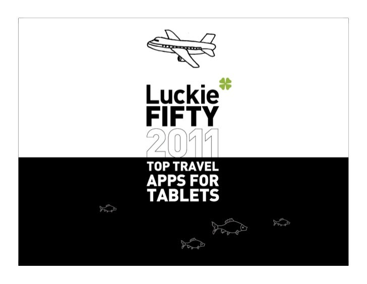 About The Luckie 50The Luckie 50 is an annual report on the best, newest and all-around handiest digital tools for today's...